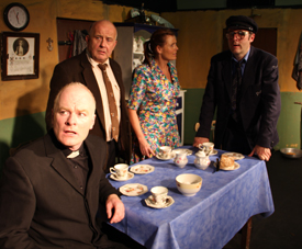 The Crokey Hill Players Group was set up by Tommy Marren in May 2007 with the aim of providing theatre audiences in the West of Ireland